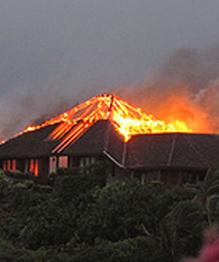 Kate Winslet saves billionaire's mother from blaze