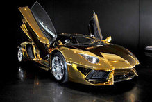World s most expensive toy car