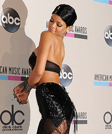 Most infamous celebrity outfits in 2013