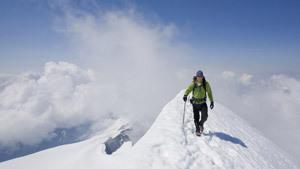 Road to eternity on Mount Hood