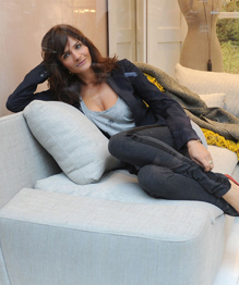 Helena Christensen: Looking like 20 at 45