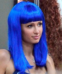 Hollywood divas: Their fake and real hair