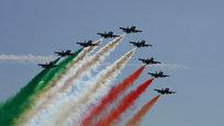 Frecce Tricolori, Italy s aerobatic team