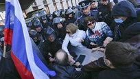 Ukraine falling apart