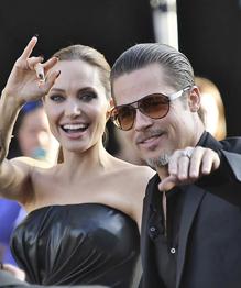 Brad Pitt falls victim of attack from Ukrainian journalist
