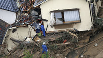 Landslides in Hiroshima kill at least 36