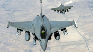The Dassault Rafale is a French twin-engine, canard delta-wing, multirole fighter aircraft designed and built by Dassault Aviation
