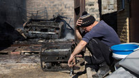 The United Nations says least 331 deaths have been reported in eastern Ukraine since last month s cease-fire deal between militia forces and government troops. Hostilities continue in the main rebel-held city of Donetsk, as well as around two other towns