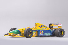 Schumacher s yellow car up for grabs