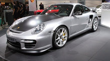 Most Powerful Porsche Ever Unveiled in Moscow