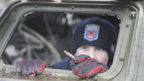 War in Ukraine through the eyes of children