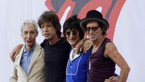 The Rolling Stones: Half-century anniversary