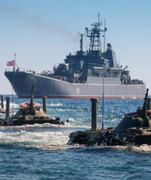 Russia's Black Sea Fleet marks its birthday