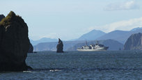 Russia s Pacific Fleet on guard the Far East