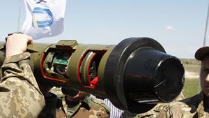 Ukraine eyes anti-tank weapons