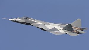 Russia s new fifth-generation fighter aircraft PAK FA T-50 is superior to Western analogues 