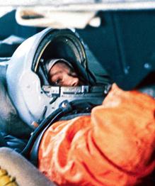 Valentina Tereshkova: First lady of generations