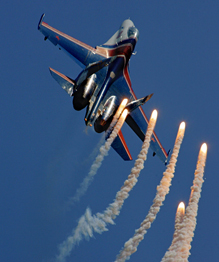 The strength of Russian Air Force