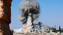 Ancient sites destroyed by ISIS barbarians