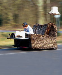 Most unusual vehicles in the world