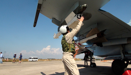 Rusia busy with Syria, NATO busy with drills