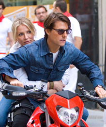 What happened to Tom Cruise?