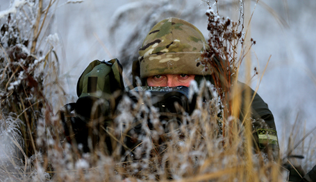 Russia marks Army Reconnaissance Day
