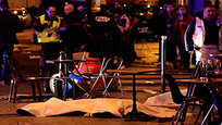 A series of terrorist attacks have taken place in Paris. Over 150 people have been killed