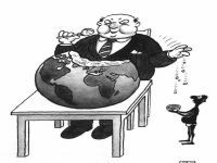 Global Greed causes global hunger