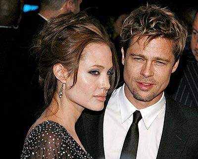Angelina Jolie and Brad Pitt Talk about Possibility of Marriage - English