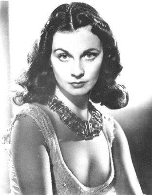 Vivien Leigh (November 5, 1913 – July 8, 1967) was a two-time Academy Award winning English actress.Text to all photos by Wikipedia